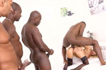 The best of fekete pasis gangbang
